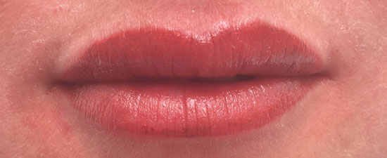 Permanente Make-up full lips